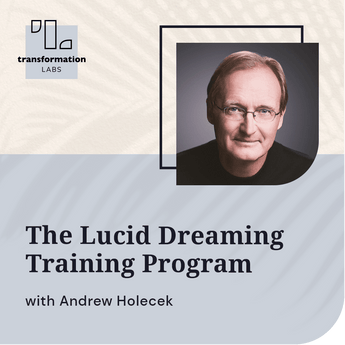 The Lucid Dreaming Training Program