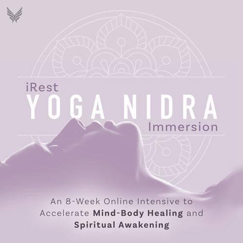 iRest Yoga Nidra Immersion - CE Credits
