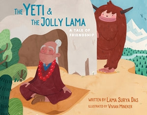 The Yeti and the Jolly Lama