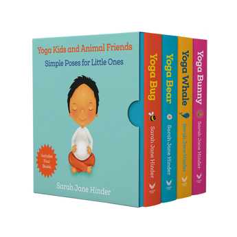 Yoga Kids and Animal Friends Boxed Set