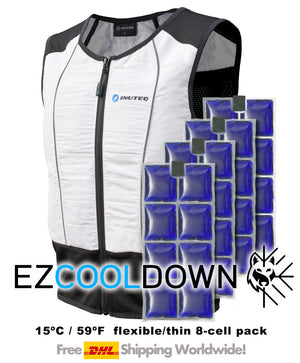 Complete Bodycool Hybrid Cooling Vest
