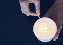 A few tips to ensure you get the most out of your candle.