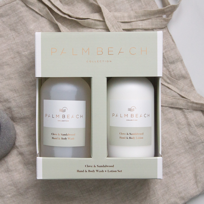 Clove & Sandalwood <br> Wash & Lotion Gift Pack