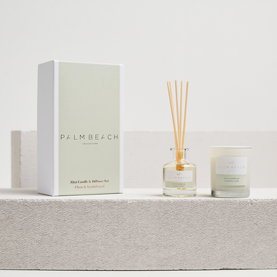 Clove & Sandalwood <br> Mini Candle & Diffuser Gift Pack