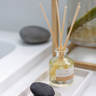 Lilies & Leather <br> 50ml Mini Fragrance Diffuser