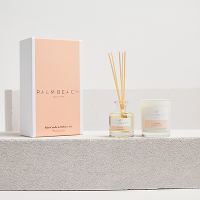 Watermelon <br> Mini Candle & Diffuser Gift Pack