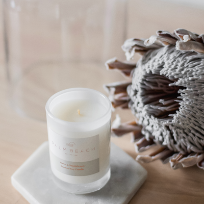 Clove & Sandalwood <br> 90g Mini Candle