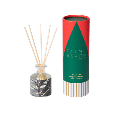Balsam & Fir Christmas Mini Reed Diffuser