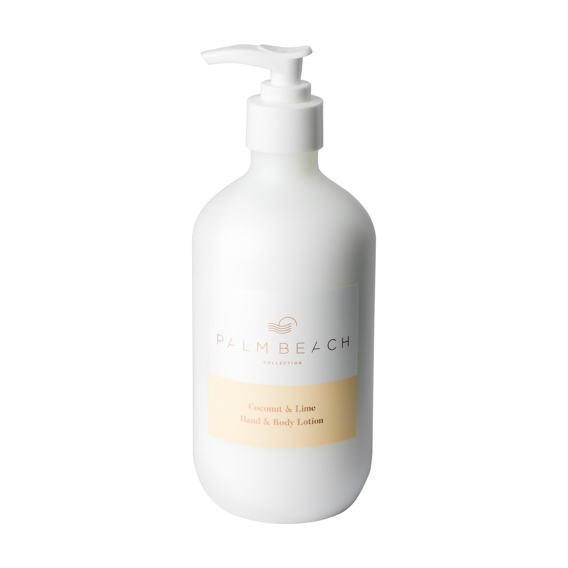 Coconut & Lime <br> 500ml Hand & Body Lotion