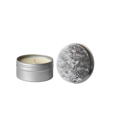 Bergamot, Jasmine & Lime <br> 90g Travel Candle