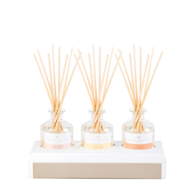 Trio Mini Diffusers Gift Pack