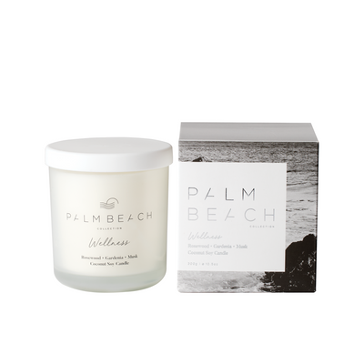 Rosewood, Gardenia & Musk <br> 300g Candle