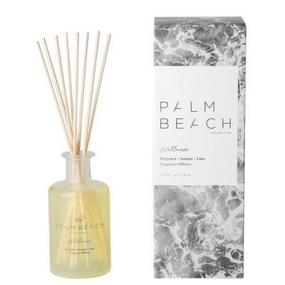 Bergamot, Jasmine & Lime <br> 200ml Fragrance Diffuser
