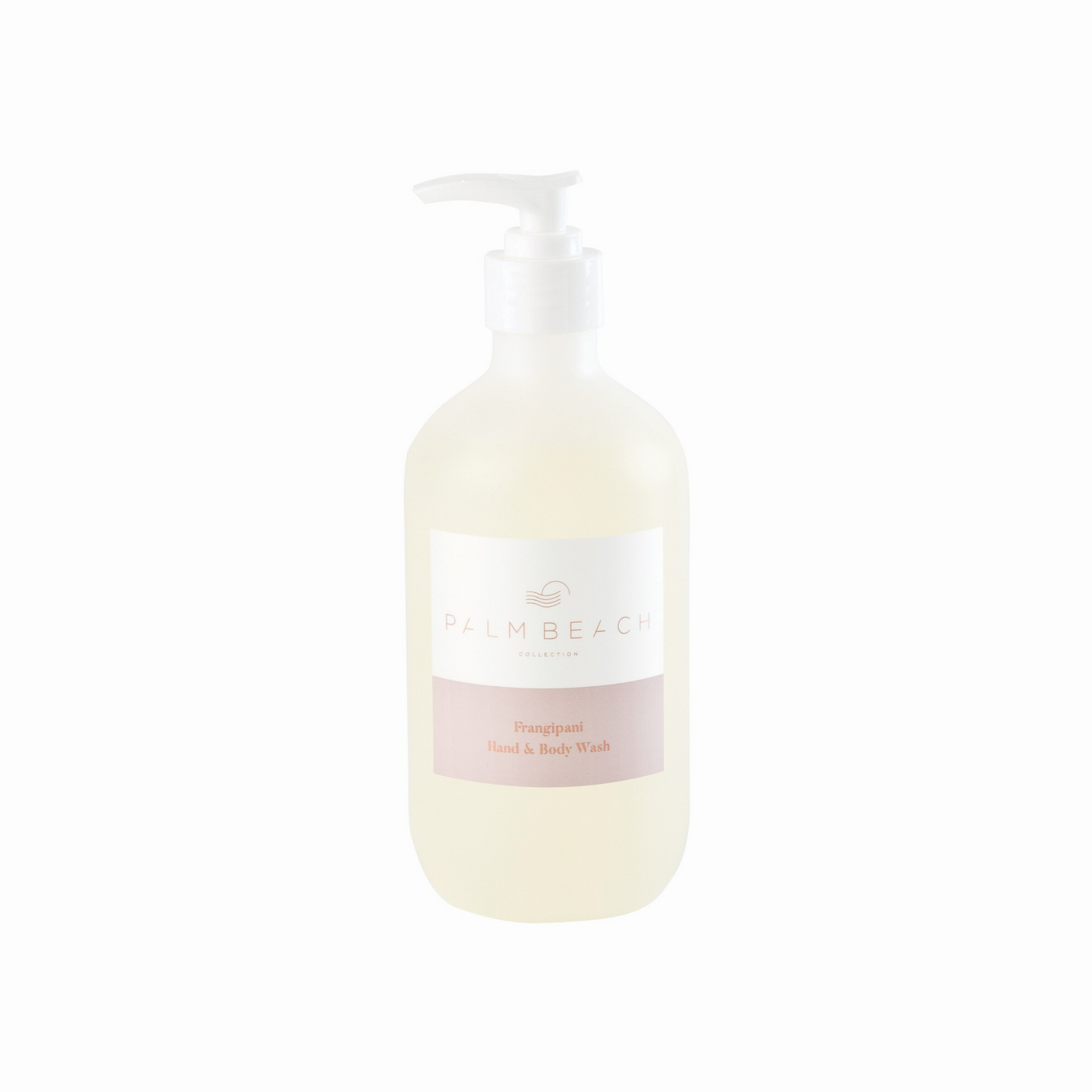 Frangipani <br> 500ml Hand & Body Wash