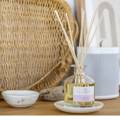Jasmine & Cedar <br> 250ml Fragrance Diffuser
