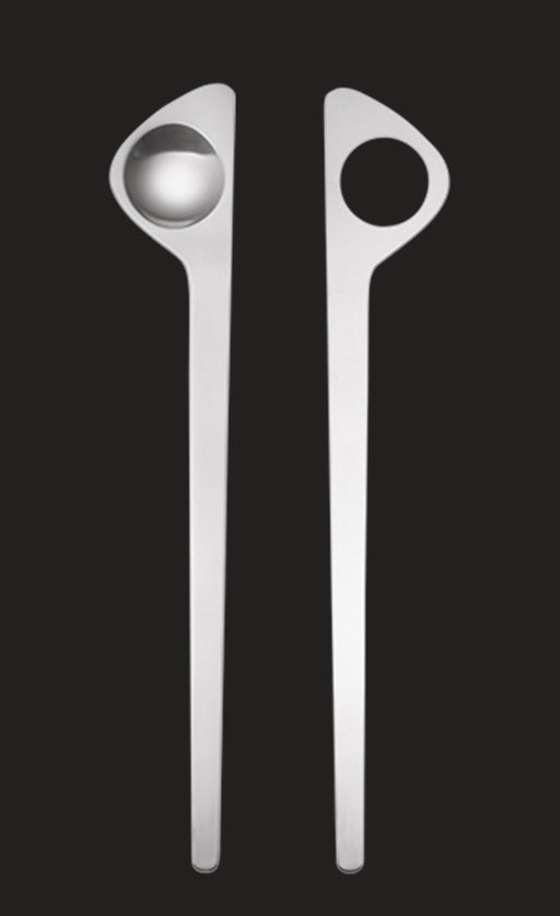 Salad Servers by Arne Jacobsen