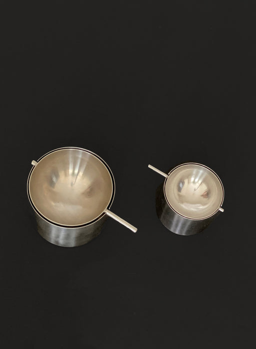Revolving Ashtrays by Arne Jacobsen