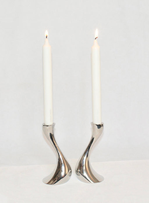 Georg Jensen Cobra Candlesticks