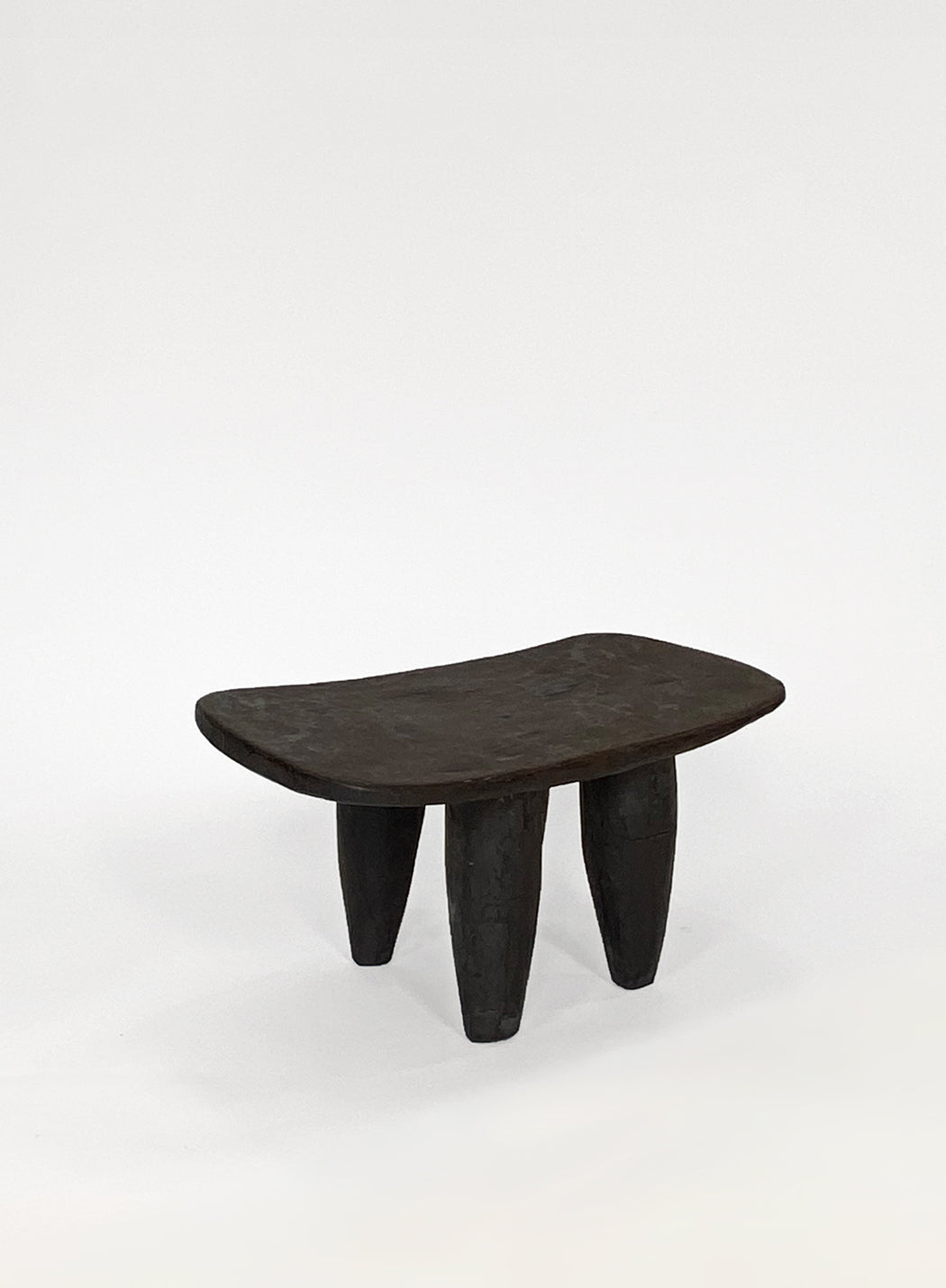 Black Senufo Stool from Mali by Tucker Robbins