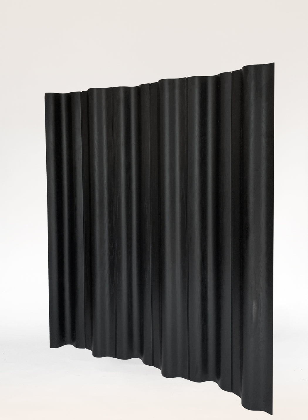 Eames Molded Plywood Folding Screen, Ebony