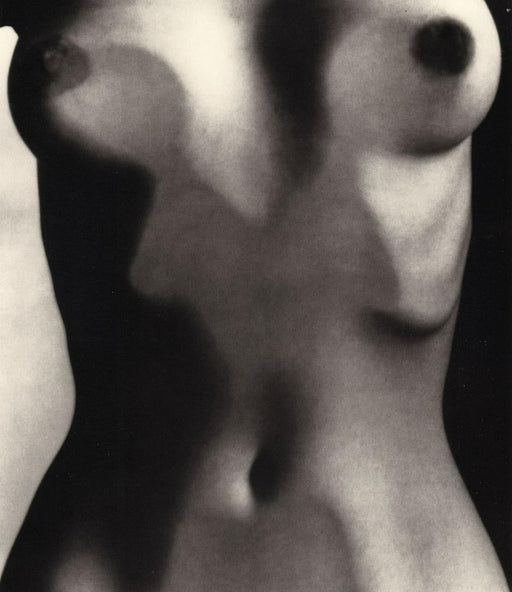 "Ruth Bernhard Photography, ""Abstract Torso"", 1947. Duotone Photoengraving, 8.5"" x 7"""