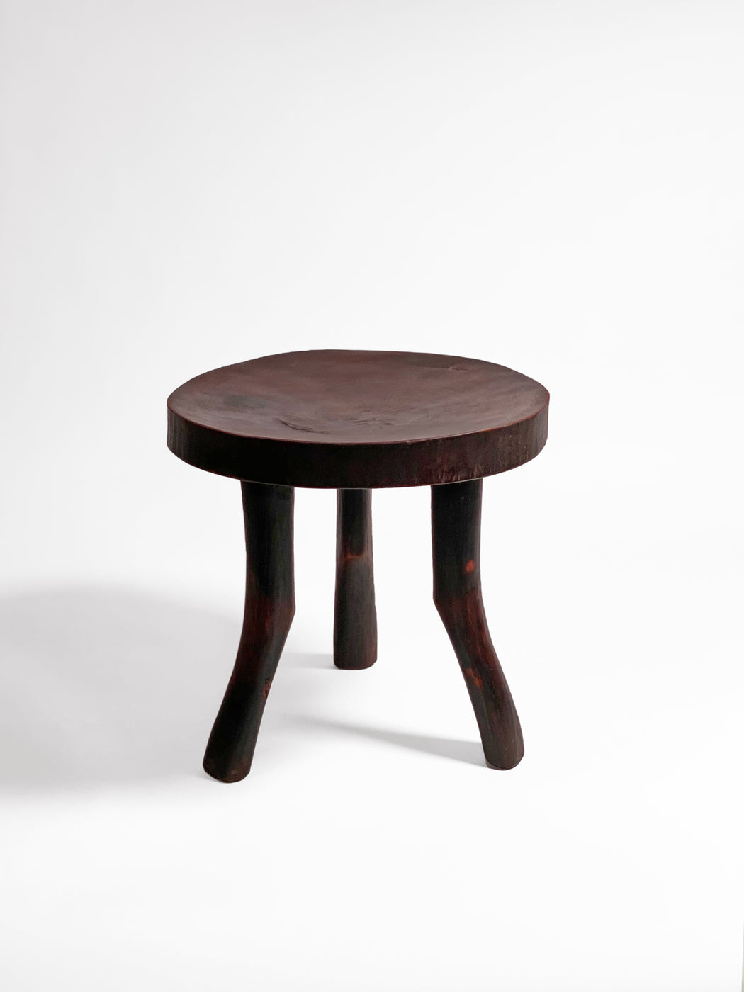 Side Table and/or Stool from Tanzania by Tucker Robbins