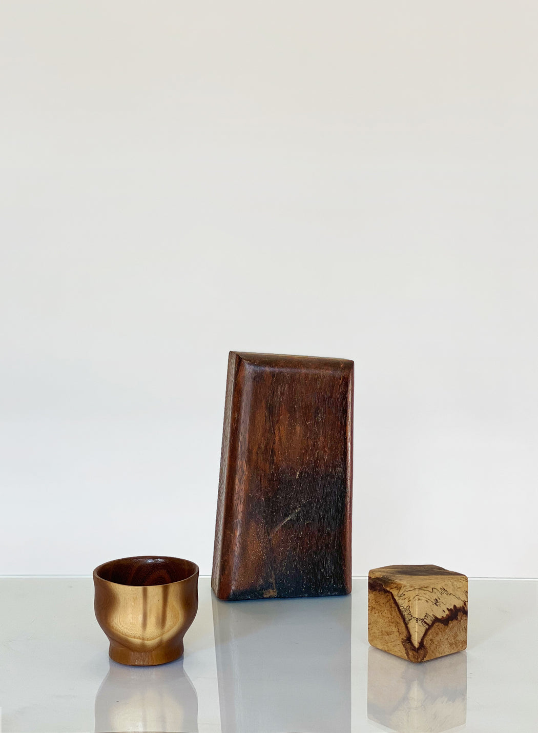 Wood Set from Sri Lanka by Tucker Robbins