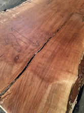 Load image into Gallery viewer, Walnut Slab #18102
