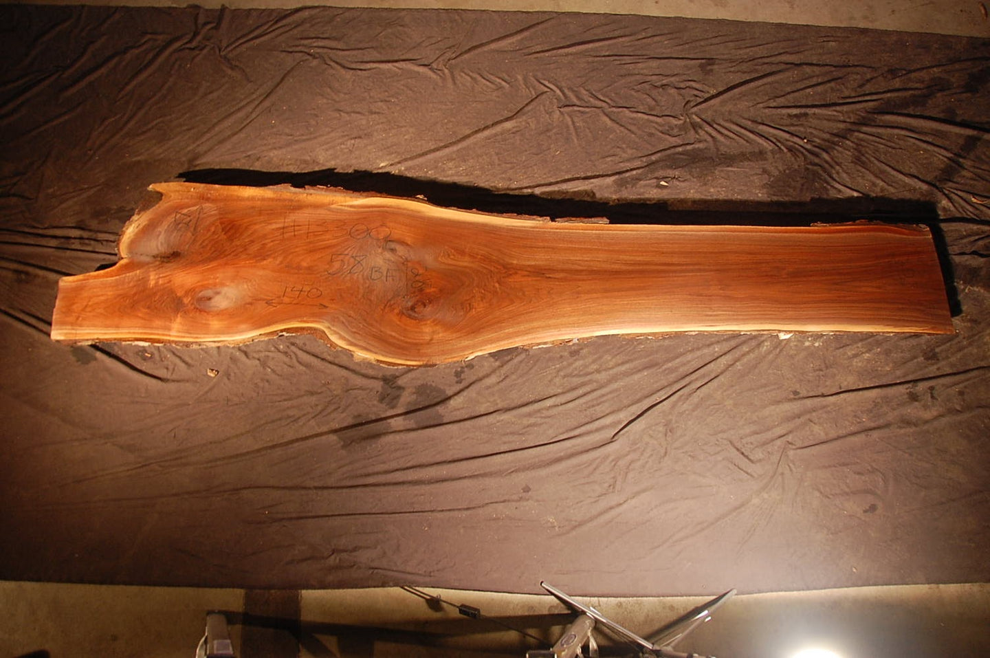 Walnut Slab #13300
