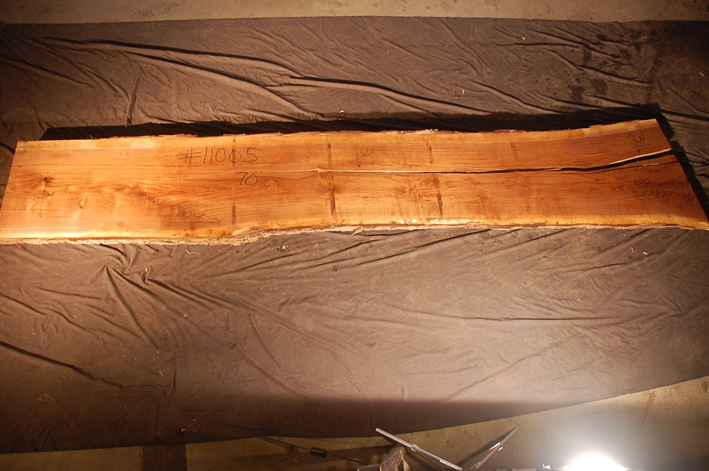 Walnut Slab #11005