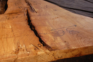 Maple Slab #18806