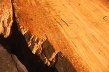 Load image into Gallery viewer, Wormy Oak Slab #13911