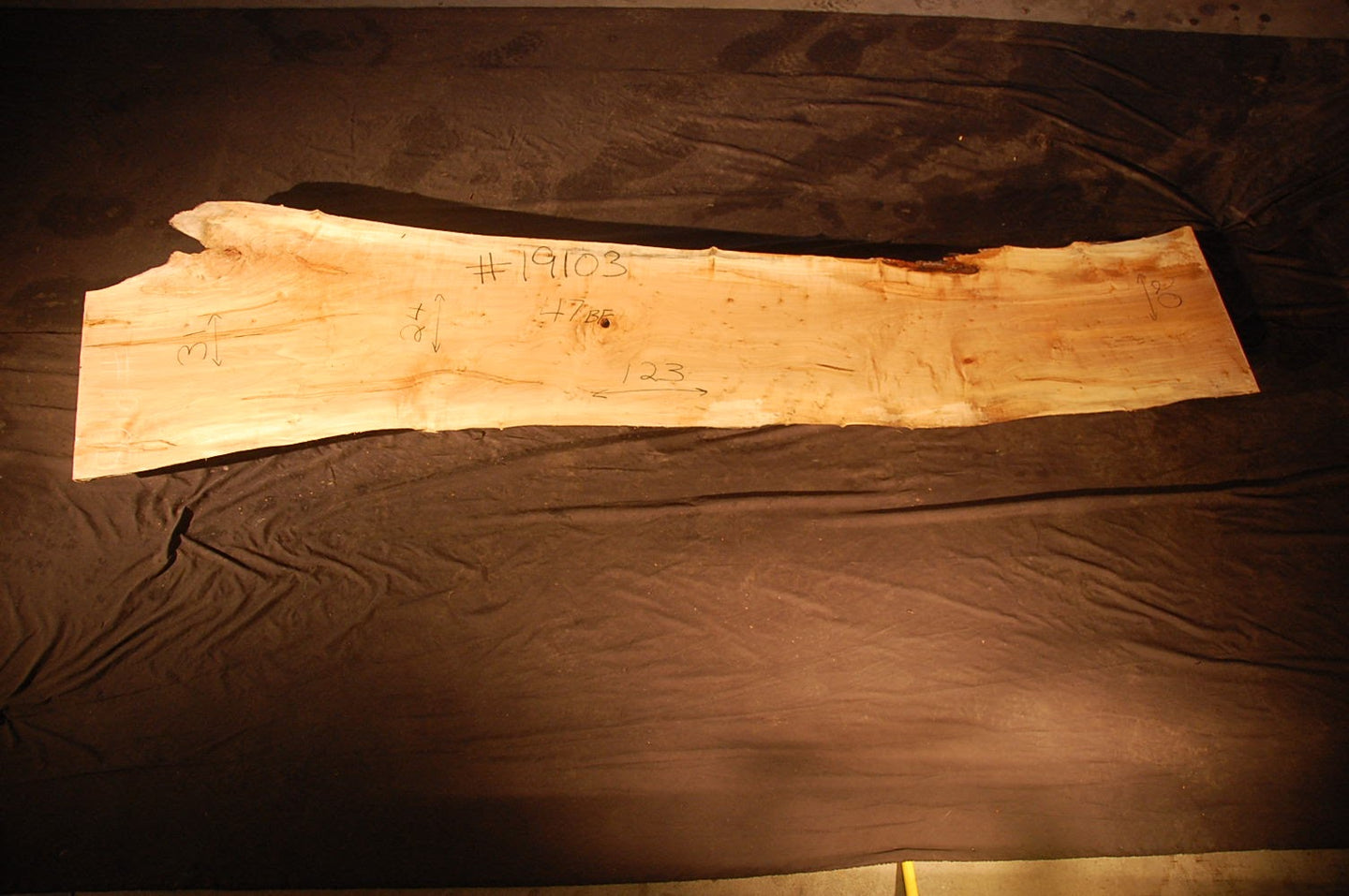 Maple Slab #19103