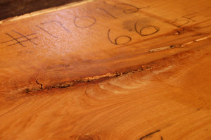 White Oak Slab #17012