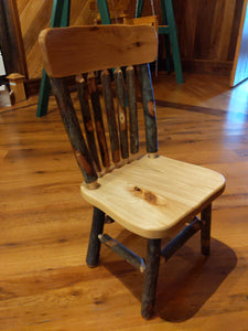 Child Hickory Chair