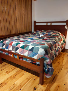 Eastwood Queen Bed Frame in Cherry