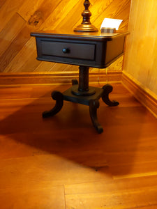 Lamp Table in Solid Cherry