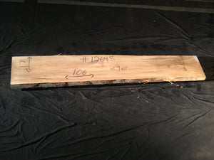Maple Slab #12648