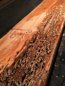 Honey Locust Slab #19903-B