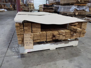 "213 Square Feet of Select Plainsawn 1/2"" x 1-1/2"" and 2"" White Oak"
