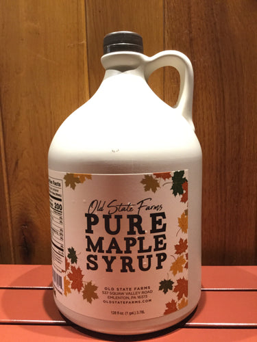 Maple Syrup - Gallon size and smaller