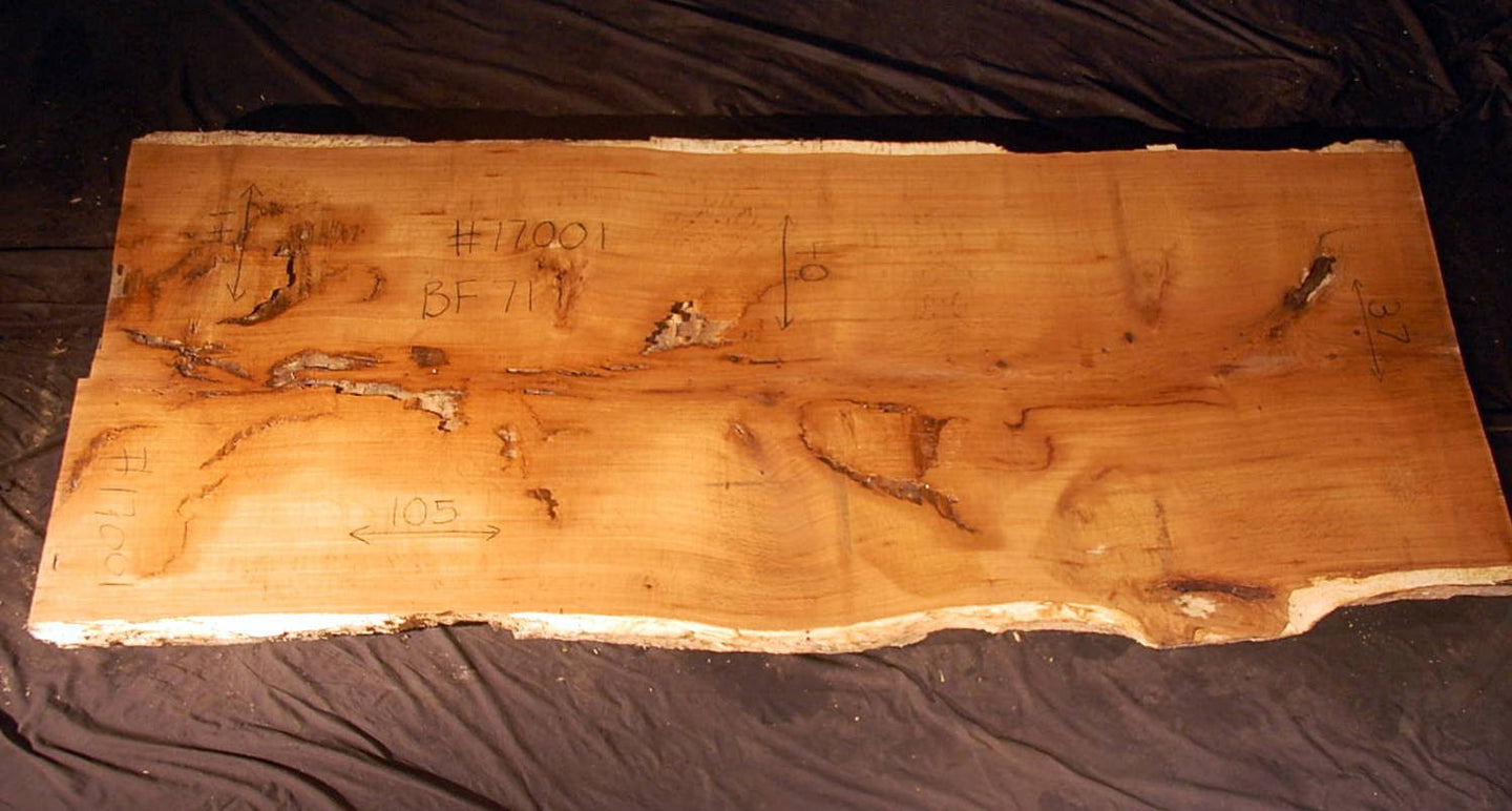 White Oak Slab #11899