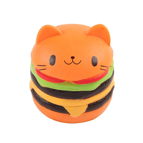 Squishy hamburger chat