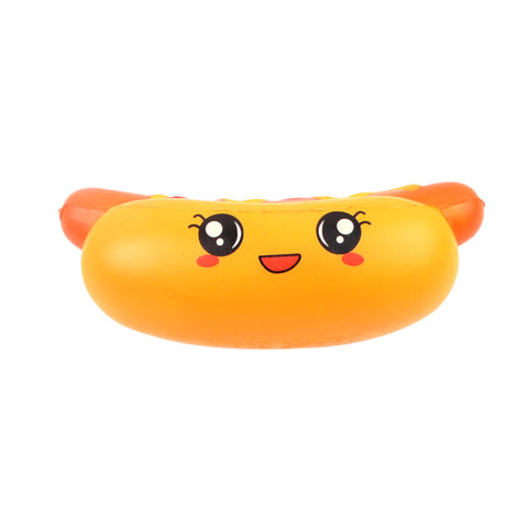Squishy hot dog