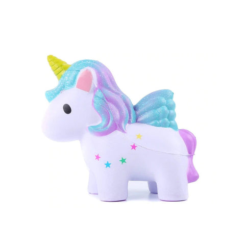 Squishy licorne cheval