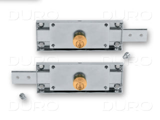 VIRO 8232 / 8233.9 - Roller Shutter Lock - Left Right Pair
