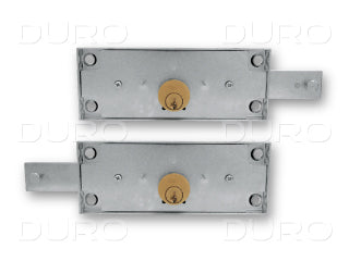 VIRO 8202 / 8203 - Roller Shutter Lock - Left Right Pair