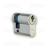 VIRO 1.772.9.PV - Euro Profile Half Cylinder - Nickel Plated Brass Body - Patented Key
