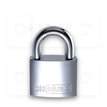 Art.280/25 Rectangular Shackle Padlock