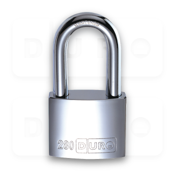 Art.280/50 Rectangular Shackle Padlock